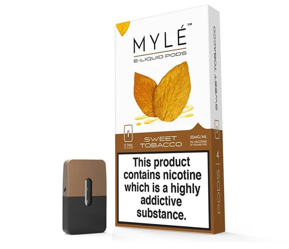 MYLÉ pods SWEET TOBACCO