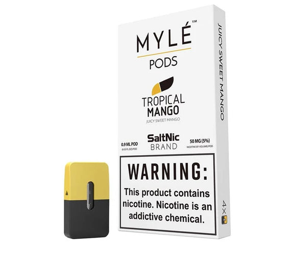 MYLÉ pods TROPICAL MANGO