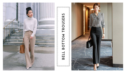 Bell Bottom Trousers