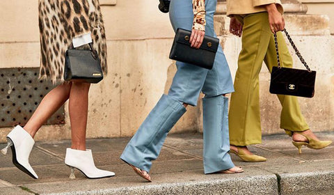 Footwear Trends High Street 2019