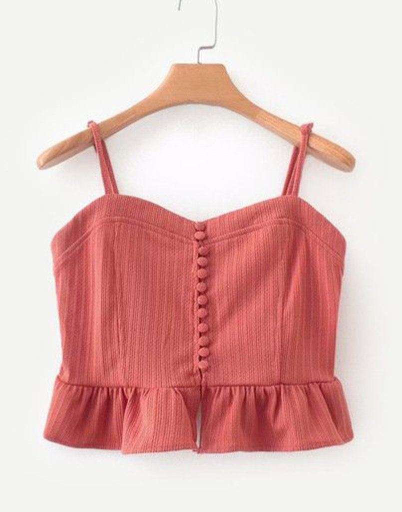 Pink Gone Rouge Top