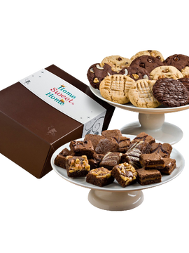 Fairytale Brownies Home Sweet Home Deluxe Cookie & Sprite