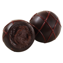 Godiva Chocolatier Dark Chocolate Truffles, 12 Count