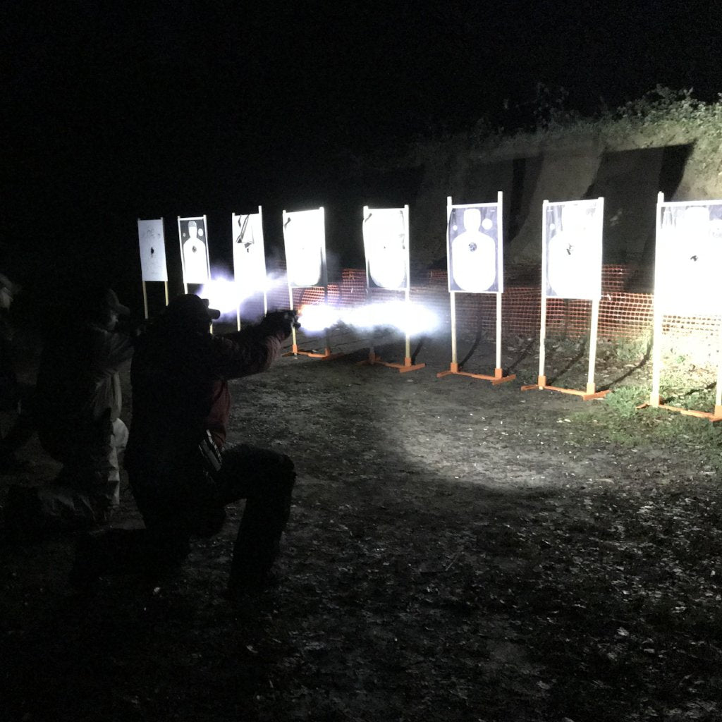 Low Light/No Light Handgun/Carbine Combo Class