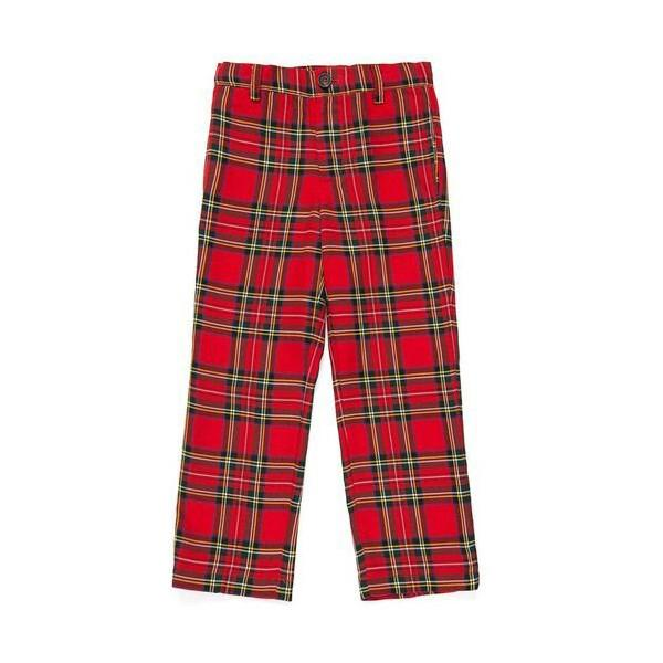 Holiday Plaid Pant