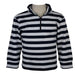 Children's PERFORMANCE 1/4 ZIP PULLOVER STRIPE