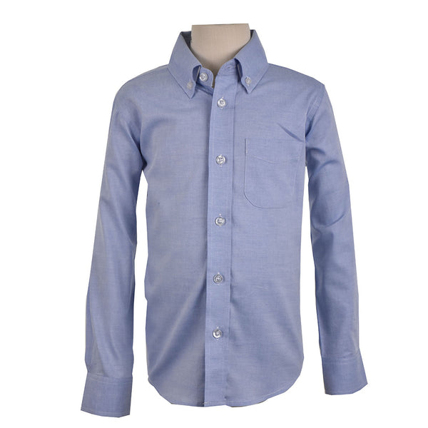 Children's Oxford Solid Shirt