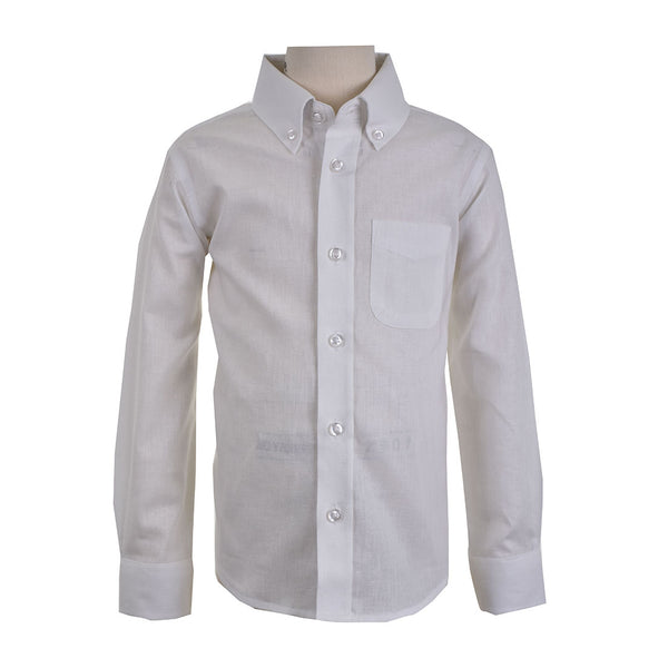 Children's LINEN SHIRT LONG SLEEVE