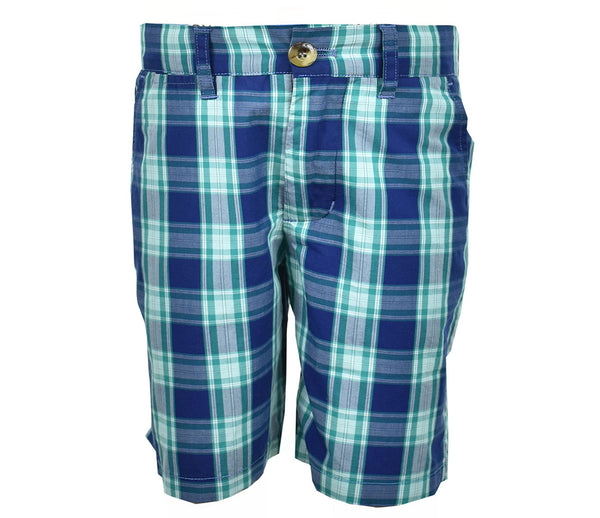 Children's Plaid Short