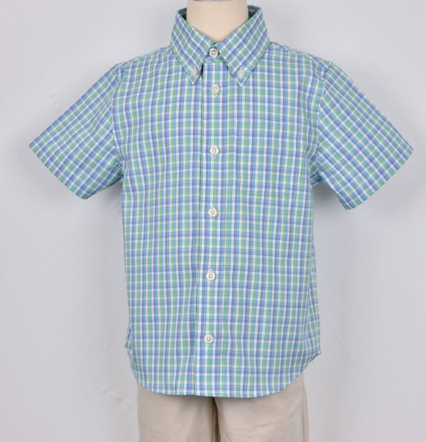 Fashion Plaid S/S