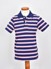 Stripe Polo S/S