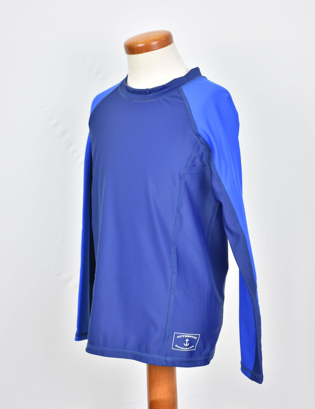 Children's Rash Guard Raglan Long Sleeve