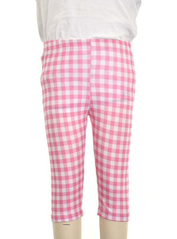 Gingham Legging