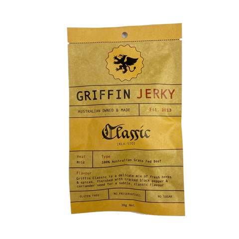 Griffin Jerky Classic 30g