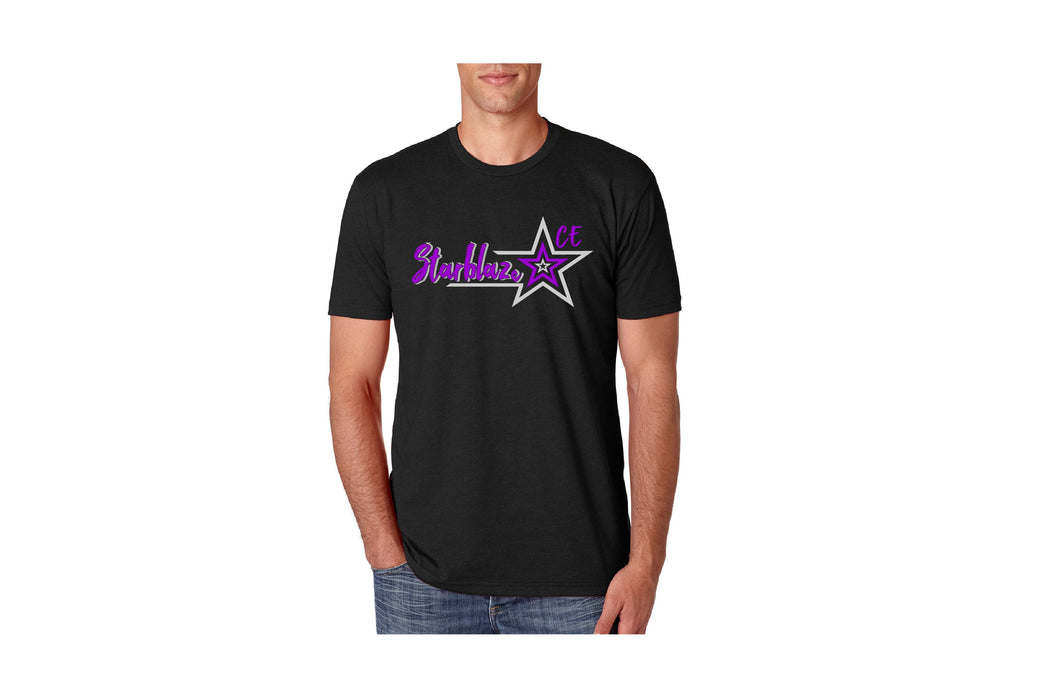 STARBLAZE Mens Short Sleeve Tee