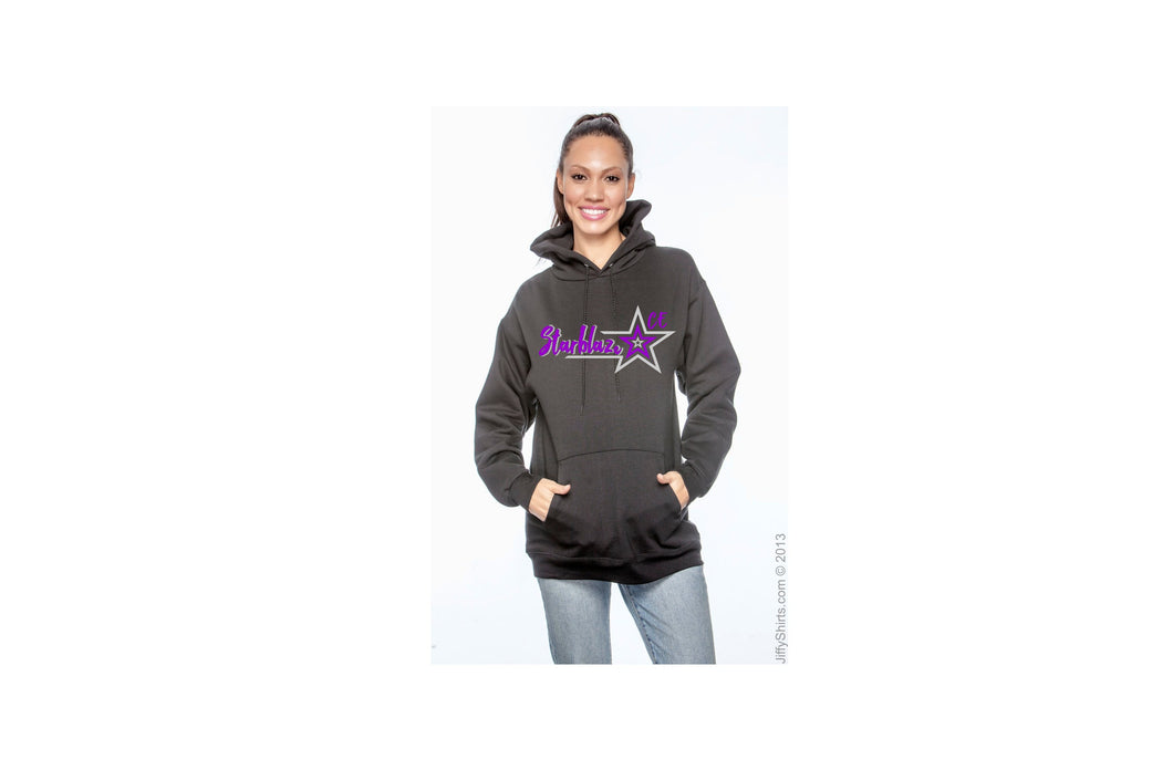 STARBLAZE Unisex Medium Weight Hooded Sweatshirt