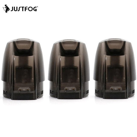 JustFog MiniFit Replacement Pods - Pack of 3