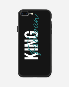 KING OR QUEEN | Name - Stylisch Case