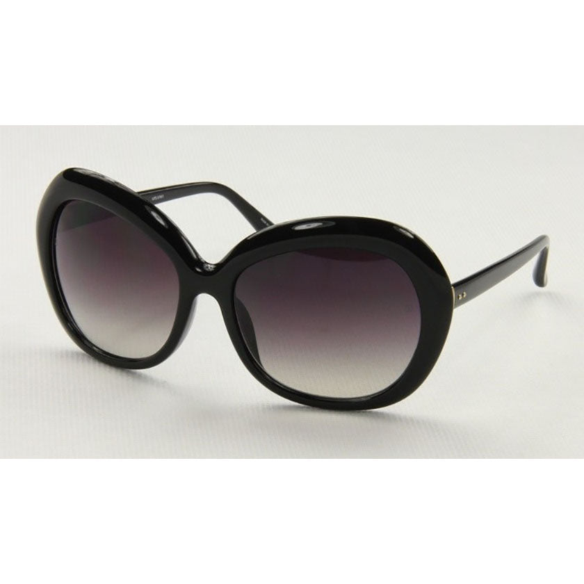 xeyes sunglass shop, linda farrow eyewear, women sunglasses, women sunglasses, fashion sunglasses, linda farrow, linda farrow luxury glasses, flf270 black, lfl/270 black, linda farrow lfl/270