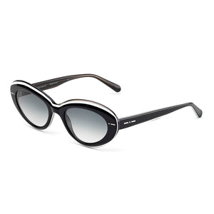 italia independent, italia independent eyewear, black sunglasses, women sunglasses, italia independent sunglasses, xeyes sunglass shop, fashion, fashion sunglasses, acetate sunglasses, cat-eye sunglasses, butterfly sunglasses