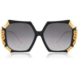 anna karin karlsson, sunglasses, luxury polygonal glasses, gold plated sunglasses, xeyes sunglass shop, buy glasses online, original luxury glasses, bang bang baby, butterfly sunglasses