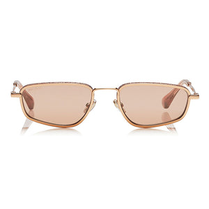 xeyes sunglass shop, jimmy choo, fashion sunglasses, metal sunglasses, women sunglasses, pink sunglasses, luxury glasses