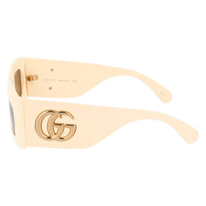 gucci, gucci eyewear, gucci sunglasses, xeyes sunglass shop, women sunglasses, fashion, fashion sunglasses, gucci made in japan, gold sunglasses gucci men sunglasses, big round sunglasses, gucci sunglasses, oversized sunglasses, GG0811s, rectangular gucci glasses, glasses GG logo, gucci gg0811s 002