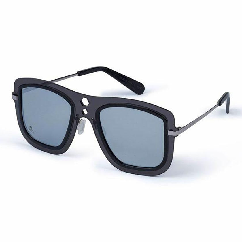 philipp plein, philipp plein eyewear, philipp plein sunglasses, xeyes sunglass shop, luxury, luxury sunglasses, fashion, fashion sunglasses, men sunglasses, women sunglasses, square sunglasses, black sunglasses, mask sunglasses