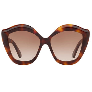 GUCCI BROWN SUNGLASSES, 60S DESIGN, XEYES SUNGLASS SHOP