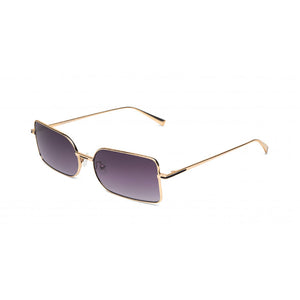 kreuzbergkinder, kreuzbergkinder eyewear, kreuzbergkinder sunglasses, xeyes sunglass shop, ariel, rectangular sunglasses, metal sunglasses, women sunglasses, men sunglasses, fashion sunglasses, gold sunglasses