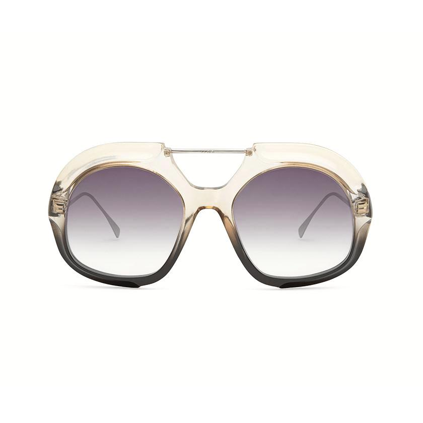 Tropical Shine sunglasses - Black Fendi qzcN6swV