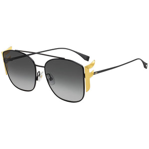 fendi, freedom fendi, sunglasses luxury, xeyes sunglass shop, aviator glasses, pilot sunglasses, big logo glasses
