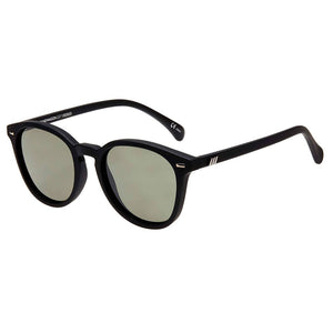e specs, le specs sunglasses, black square sunglasses, black glasses, le specs glasses, xeyes sunglass shop, cheap good glasses, xeyes