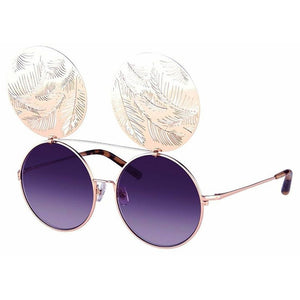 linda farrow, linda farrow eyewear, linda farrow sunglasses, xeyes sunglass shop, women sunglasses, fashion sunglasses, oversized sunglasses, round sunglasses, special edition, fashion, fashion sunglasses, matthew williamson, mw142