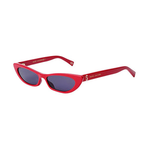 marc jacobs, xeyes sunglass shop, fashion sunglasses, fashion, marc jacobs sunglasses, marc jacobs eyewear, cat eye sunglasses, small sunglasses, women sunglasses, red sunglasses