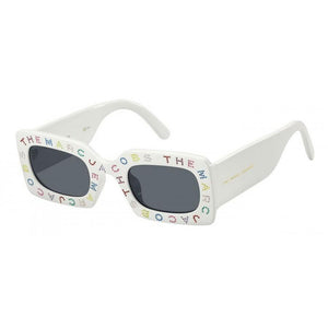 The Marc Jacobs sunglasses, white sunglasses, crystals on sunglasses, xeyes sunglass shop, fashion sunglasses, fashion, marc jacobs sunglasses, marc jacobs, crystals