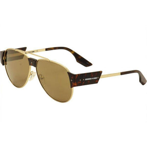 mcq eyewear, mcq sunglasses, xeyes sunglass shop, aviator sunglasses, women sunglasses, men sunglasses, unisex sunglasses, brown sunglasses