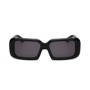 kreuzbergkinder, kreuzbergkinder eyewear, kreuzbergkinder sunglasses, xeyes sunglass shop, rectangular sunglasses, acetate sunglasses, women sunglasses, fashion sunglasses, melissa, black sunglasses