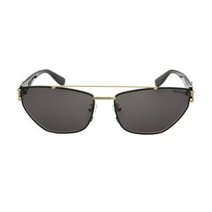 trussardi sunglasses, str375 sunglasses, cat eye sunglasses, xeyes sunglass shop, oval sunglasses, gold and black glasses, buy glasses onlines