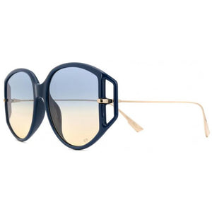 xeyes sunglass shop, oval sunglasses, diordirection2, dior sunglasses, women sunglasses, fashion sunglasses, luxury sunglasses, blue glasses, degrade blue dior,