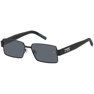 tommy hilfiger, tommy hilfiger eyewear, tommy hilfiger sunglasses, xeyes sunglass shop, fashion, fashion sunglasses, men sunglasses, women sunglasses, rectangular sunglasses, tj0005/s 003ir