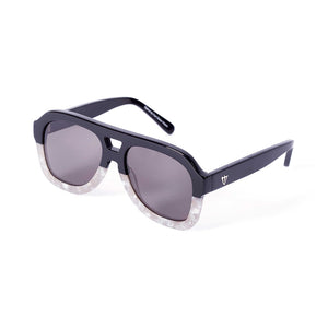 VALLEY SUNGLASSES, EYEWEAR X-EYES SUNGLASS SHOP, HANDMADE AVIATOR FORKS FRAME CARL ZEISS LENSES
