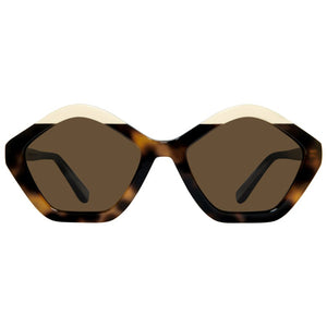 Zeus+Dione, zeus and dione eyewear, zeus+dione sunglasses, xeyes sunglass shop, acetate sunglasses, romboid glasses, fashion sunglasses, women sunglasses, athena sunglasses, brown sunglasses, sunglasses online, xeyes glasses