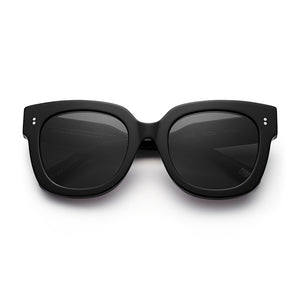 chimi eyewear, chimi sunglasses, xeyes sunglass shop, women sunglasses, men sunglasses, fashion, fashion sunglasses, square sunglasses, oversized sunglasses, chimi #008, black sunglasses