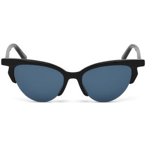 dsquared2, dsquared2 eyewear, dsquared2 sunglasses, xeyes sunglass shop, cat-eye sunglasses, women sunglasses, fashion, fashion sunglasses, acetate sunglasses, black sunglasses, dq0298