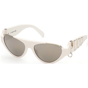 emilio pucci eyewear, emilio pucci, xeyes sunglass shop, women sunglasses, fashion sunglasses, EP161 WHITE