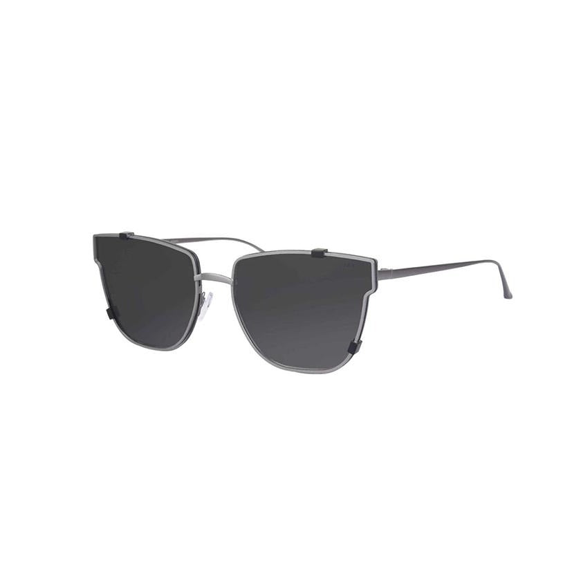 for art's sake sunglasses, for art's sake eyewear, xeyes sunglass shop, square sunglasses, rectangular sunglasses, fashion, fashion sunglasses, women sunglasses, men sunglasses, black sunglasses, metal sunglasses