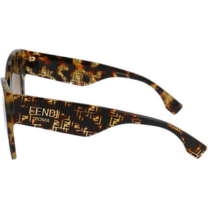 fendi sunglasses, fendi eyewear, xeyes sunglass shop, women sunglasses, fashion, fashion sunglasses, fendi, oversized sunglasses, square sunglasses, butterfly sunglasses, fendi roma, FF0434GS