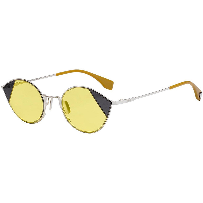 fendi eyewear, xeyes sunglass shop, women sunglasses, fashion, fashion sunglasses, fendi, small sunglasses, oval sunglasses, ff0342s