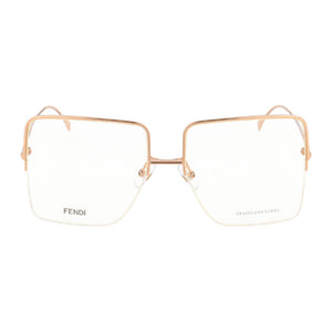 fendi optical glasses, fendi glasses, fendi eyewear, xeyes sunglass shop, fashion eyeglasses, men optical glasses, women optical glasses, frameless optical glasses, ff0422
